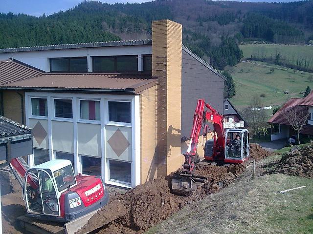 Kommunales Bauen, Schule Hofstetten