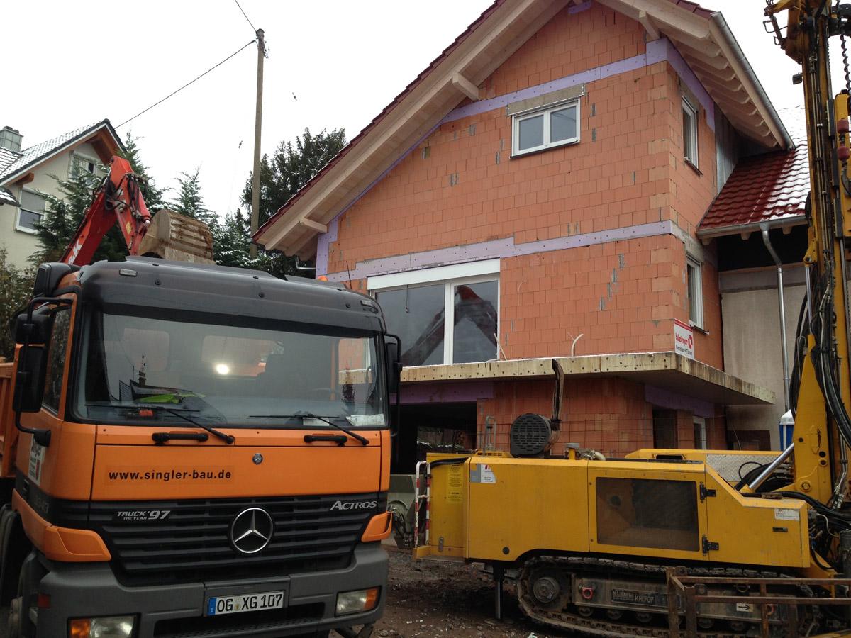 Privater Wohnungsbau, Mehrfamilienhaus