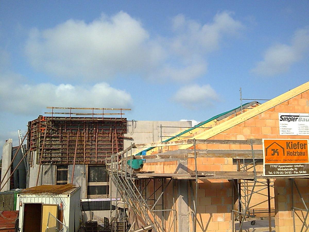 Neubau Dorfgemeinschaftshaus in Appenweier-Urloffen