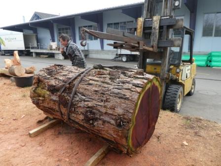 der Handymann - 2 Meter lang und mehr als 80 cm Durchmesser