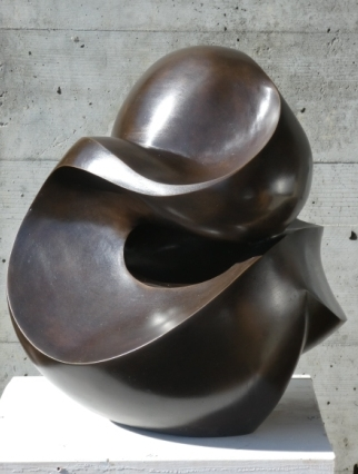 Bronze 'Kauern'