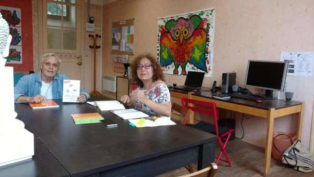 Jean-Claude Heyraud, Taîla Benzeroual et Christine Bories vous assistent pour vos formalités en ligne.