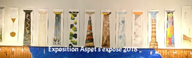 Exposition Aspet s'expose 2018