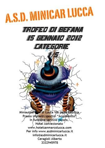 trofeo befana 2012 - gara lucca asd minicar - 1/5 gt e rigida classic