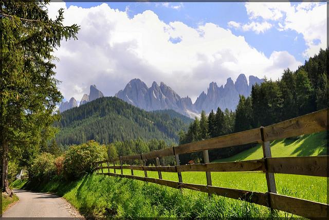 Val di Funes (Flickr - Luigi Alesi)