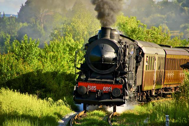 Il Treno Natura!  (Antonio Cinotti)  CC BY-NC-ND 2.0
