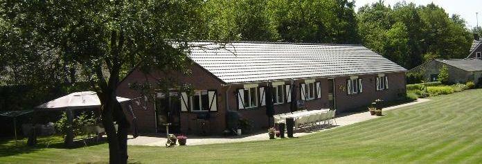 Ruime vakantiewoning geschikt voor 16 personen in Noord Limburg