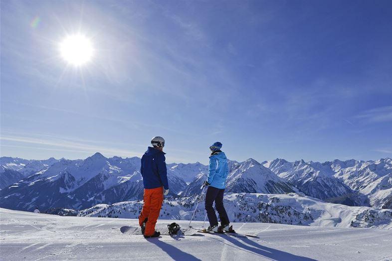 Te huur wintersport chalets in Oostenrijk Mayrhofen