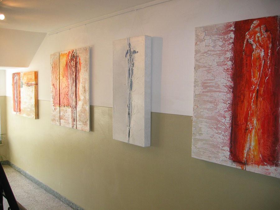 Ausstellung Gemeindegalerie St.Martin/Tgb.