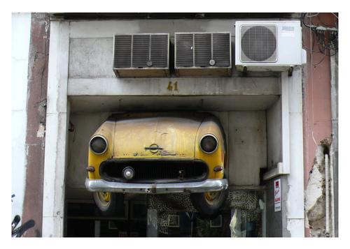 parkraum
