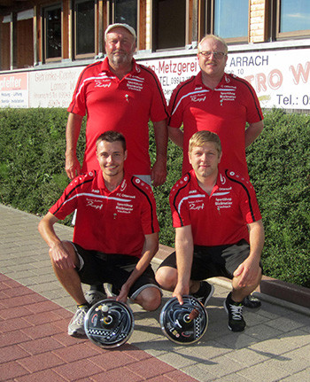 Meisterschaft 2. Bundesliga Herren Sommer 2014 | fcottenzell-eisstock.de