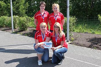 Bezirkspokal Damen Sommer 2014 | fcottenzell-eisstock.de
