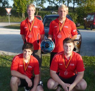 Deutsche Meisterschaft U23 Sommer 2011 | fcottenzell-eisstock.de