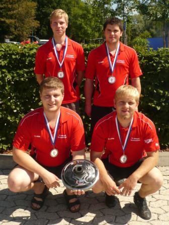 Ländervergleich U23 Sommer 2011 | fcottenzell-eisstock.de