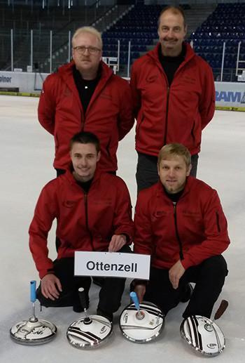 Deutscher Pokal Herren Eis 2014 | fcottenzell-eisstock.de