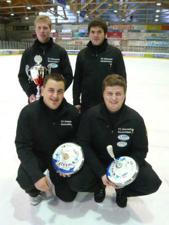 Bayerische Meisterschaft U23 Winter 2011 | fcottenzell-eisstock.de