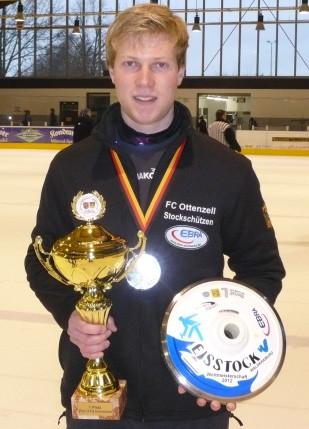Deutscher Meister U19 2012 Eisstock | fcottenzell-eisstock.de
