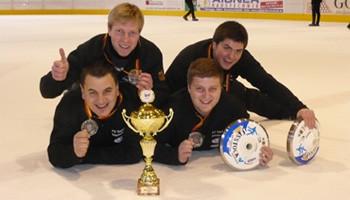 Junioren U23 Deutsche Meisterschaft Eisstock 2012 | fcottenzell-eisstock.de