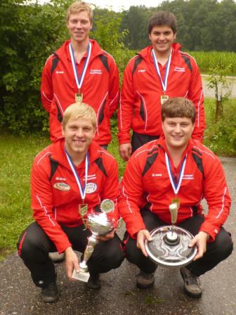 Deutsche Meisterschaft Junioren Sommer 2011 | fcottenzell-eisstock.de