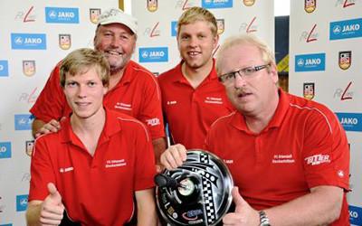 Deutscher Pokal 2012 | fcottenzell-eisstock.de