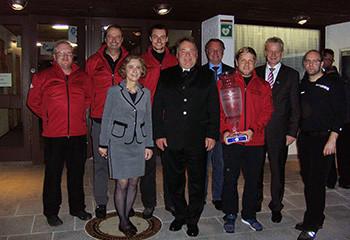 Pokal der Bayerischen Landtagspräsidentin 2014 | fcottenzell-eisstock.de