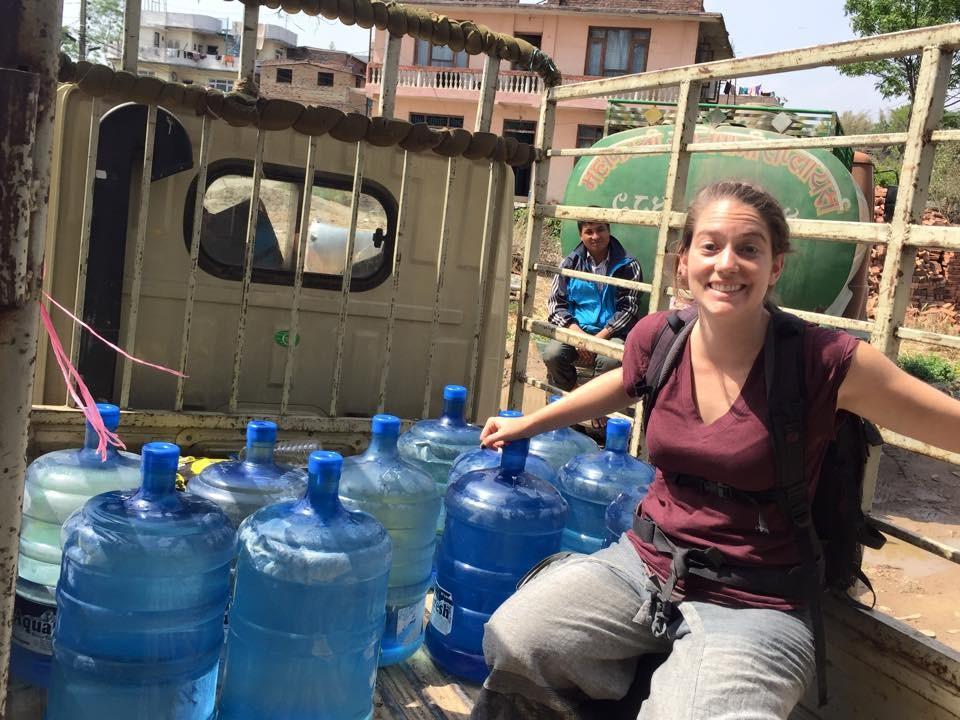 Fournir l'eau potable : une nécessité