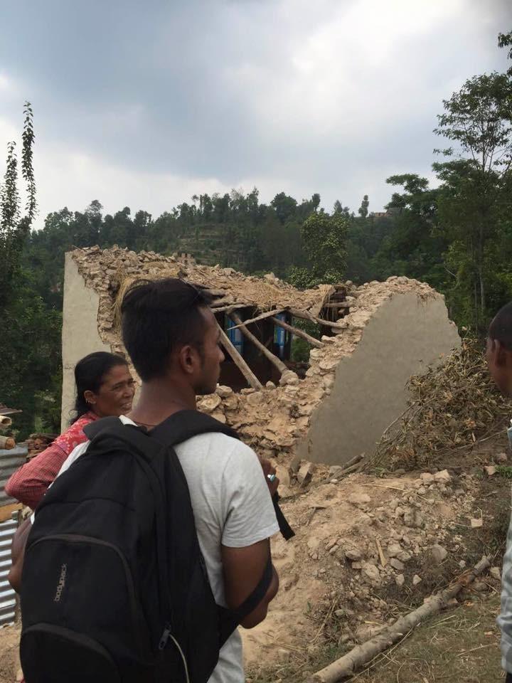 Nombre de Népalais ont tout perdu lors du séisme