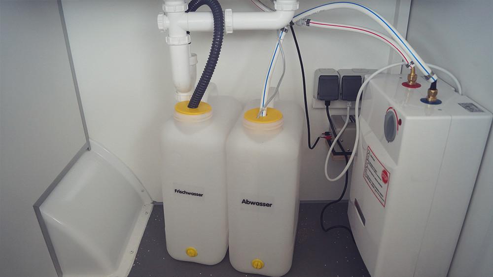 Wassersystem