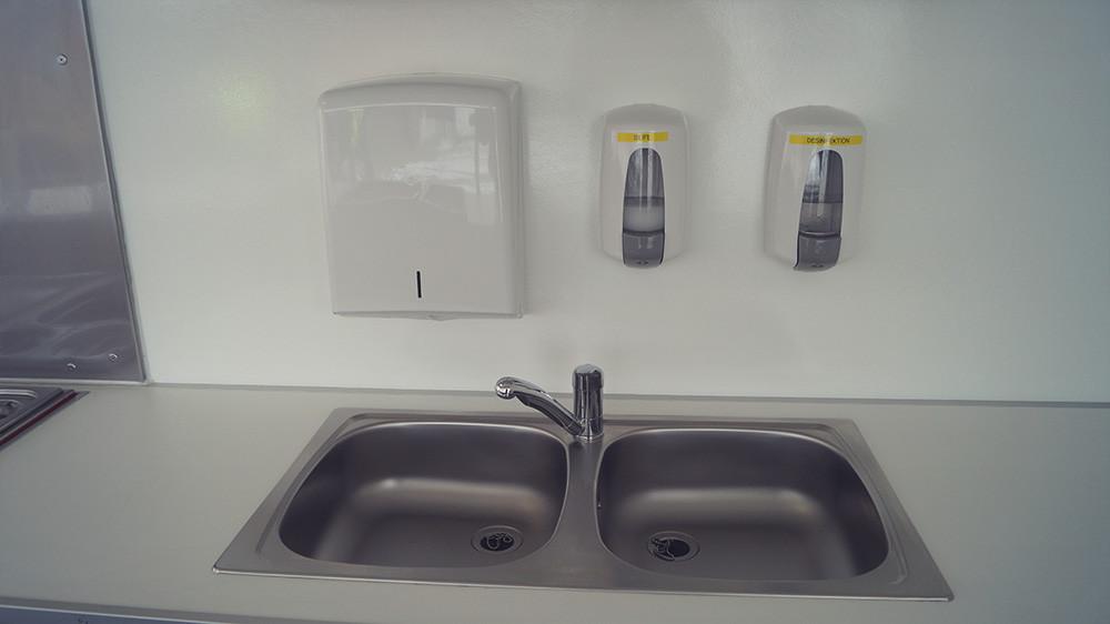Waschbecken & Hygiene