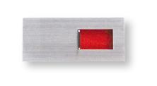 小型のステンレスサイン FJ-S-06