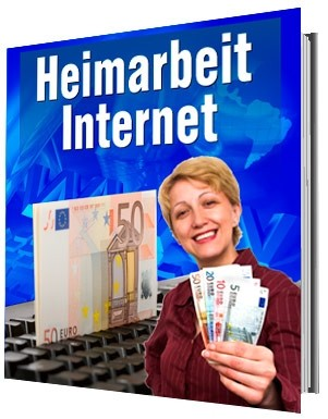 E-Book: Heimarbeit Internet