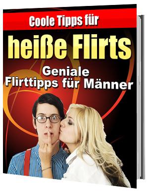E-Book : Coole Tipps für heiße Flirts