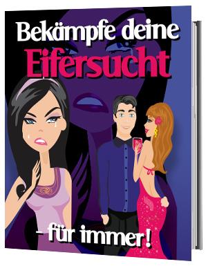 E-Book: Bekämpfe deine Eifersucht