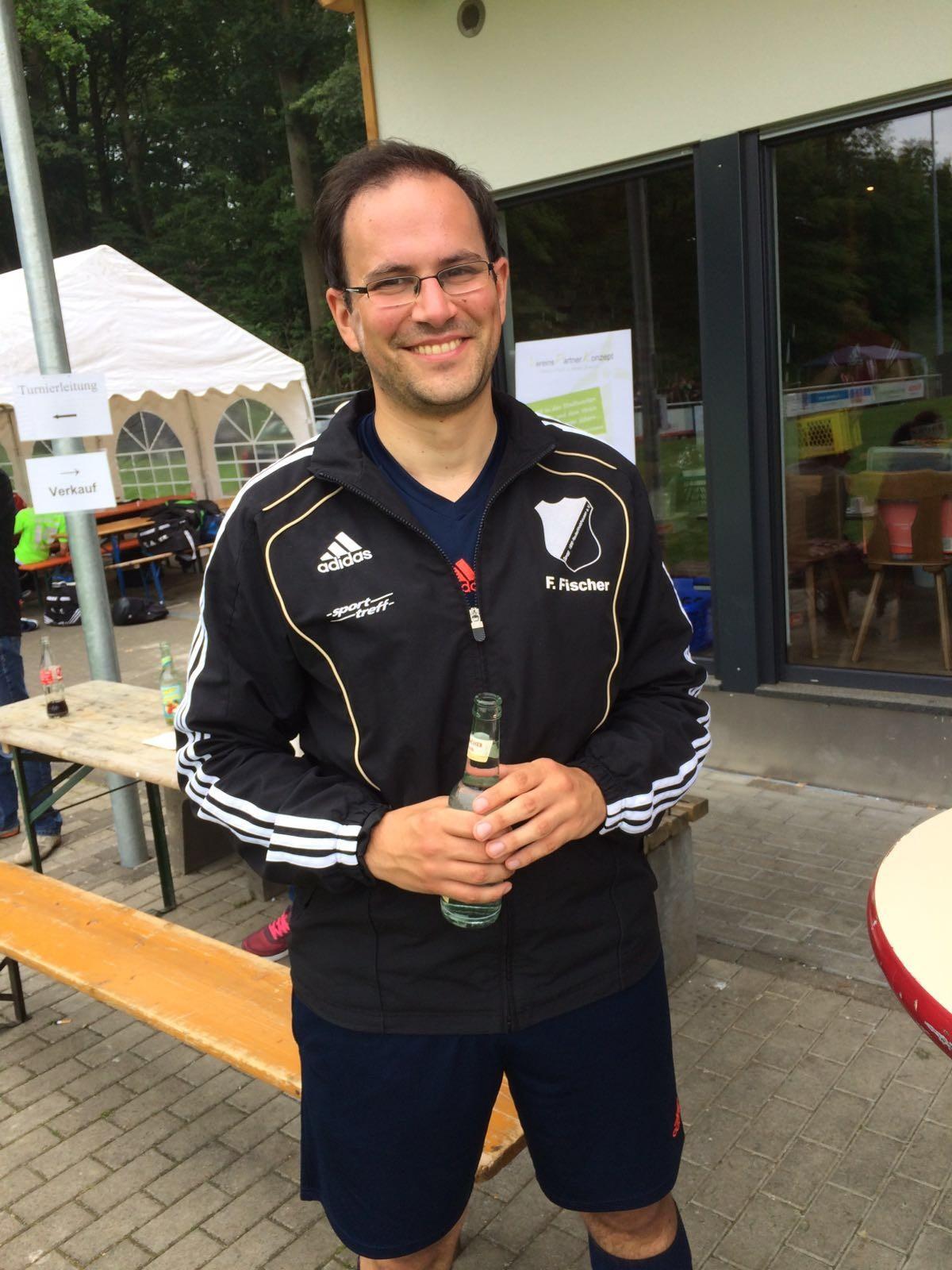 Ohne Schiedsrichter geht auch bei der Jugend nichts - Danke Florian
