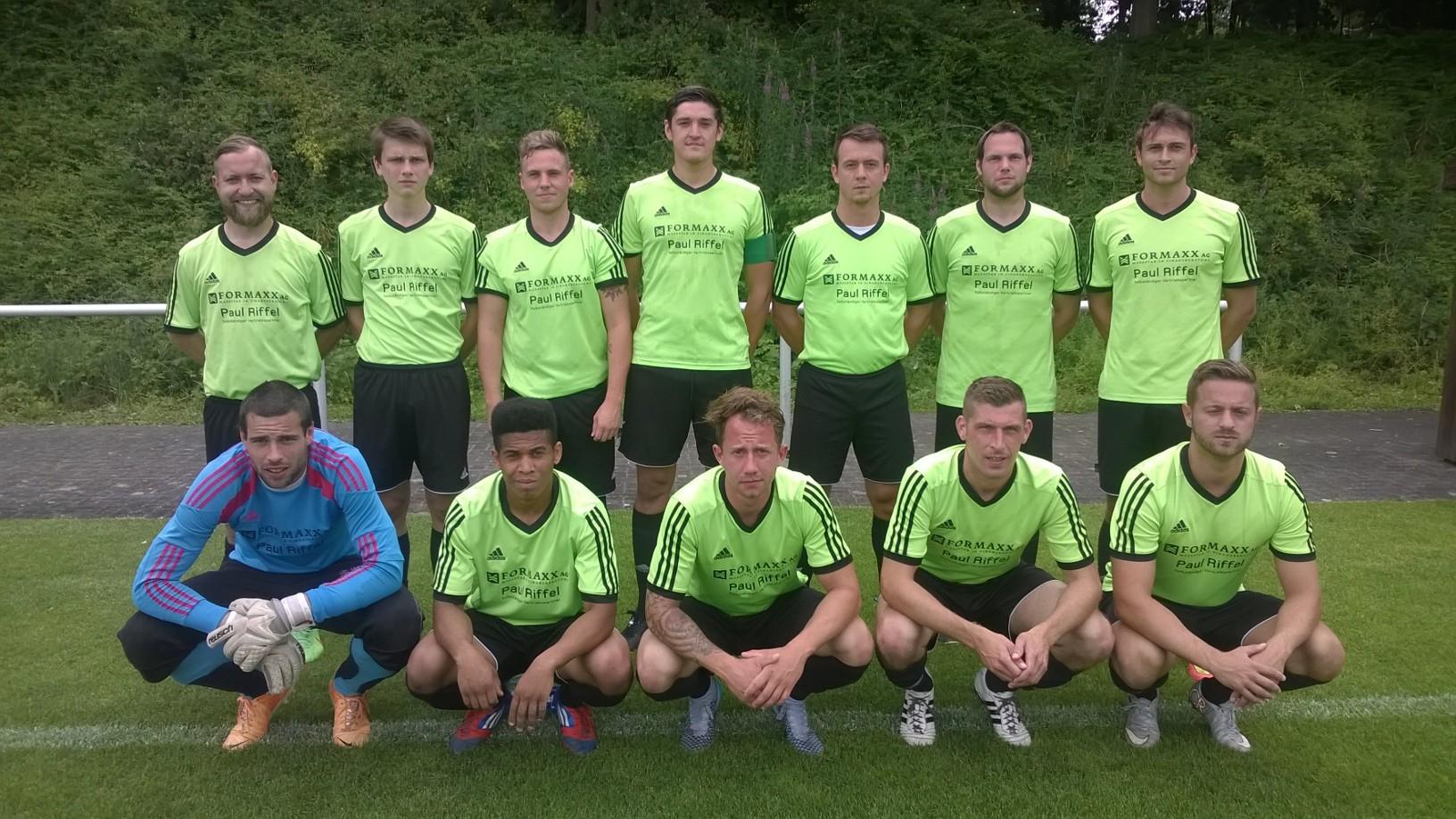 SG Rüddingshausen/Londorf (Zweiter Gruppe C)