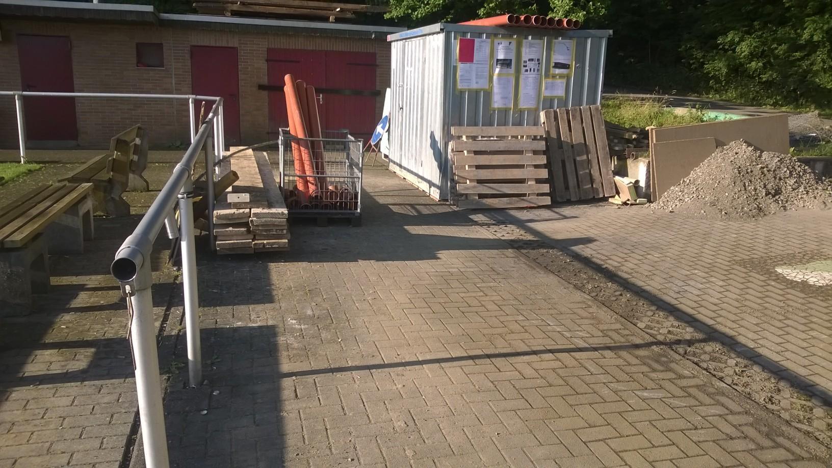 29.06. Ordnung = Sicherheit auf der Baustelle ...
