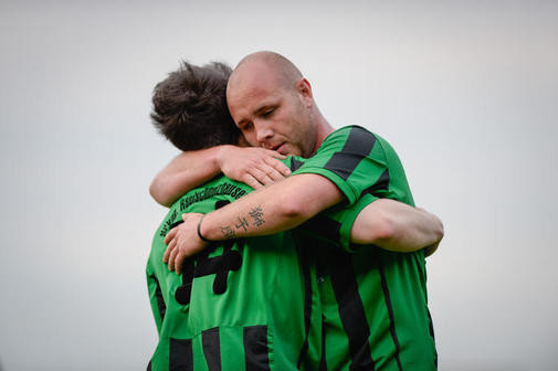 André und Nicolai - die Spielbestimmenden Akteure