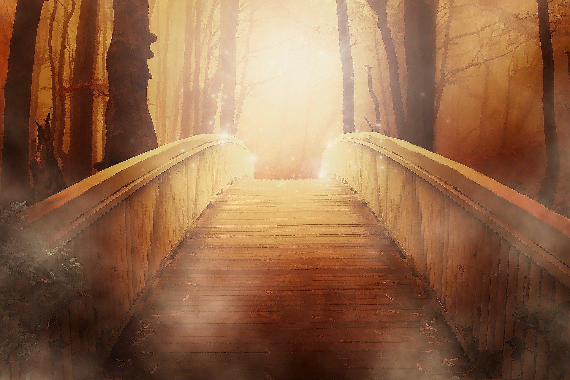 Lasst uns Brücken bauen