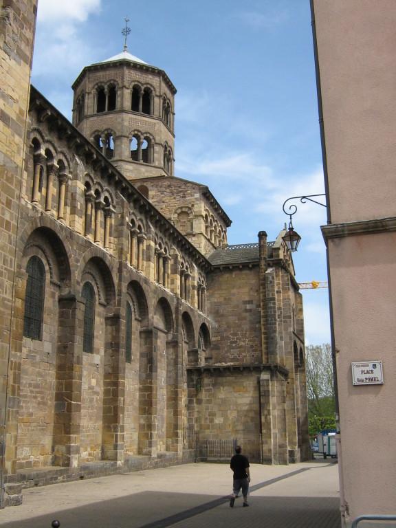 Cathédrale, Issoire (63)