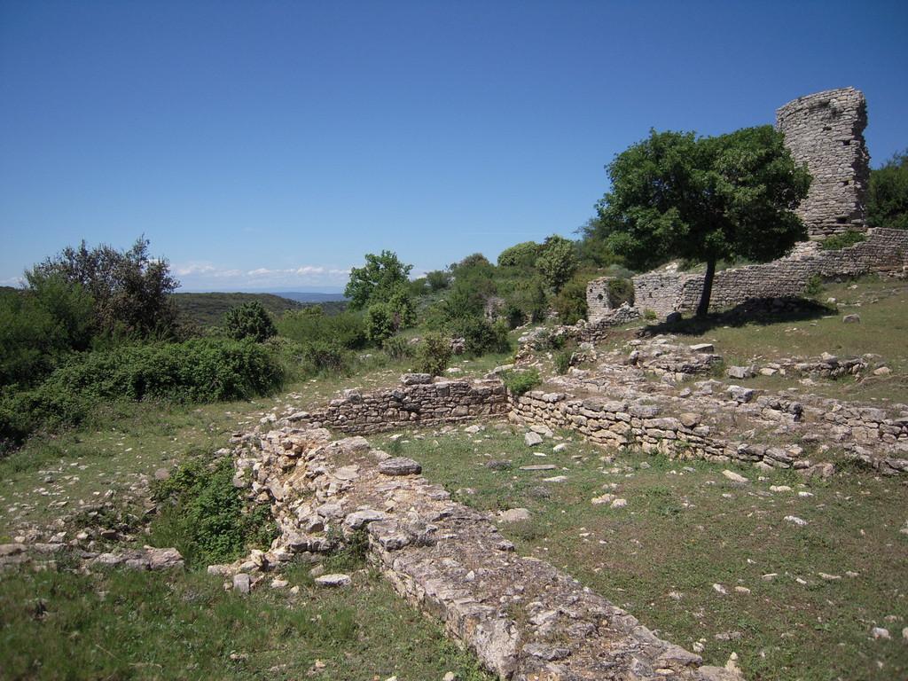 Camp de César, Laudun (30)