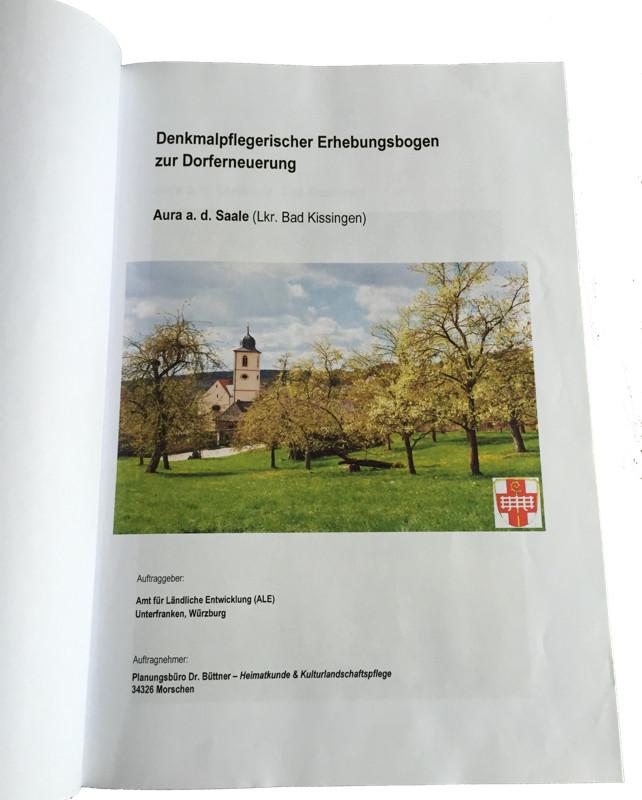 © Gemeinde Aura/Saale