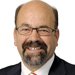 Joachim Eder, Ständerat FDP, ZG