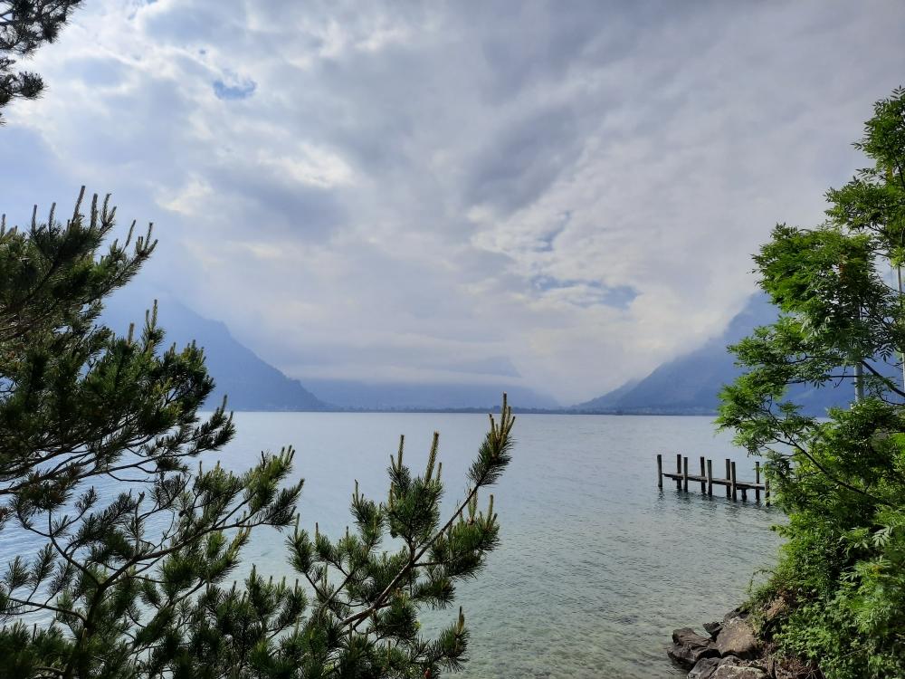 Blick von Isleten