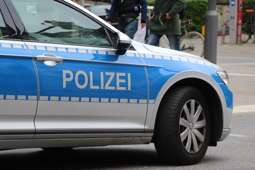 Festnahme in Friesenheim