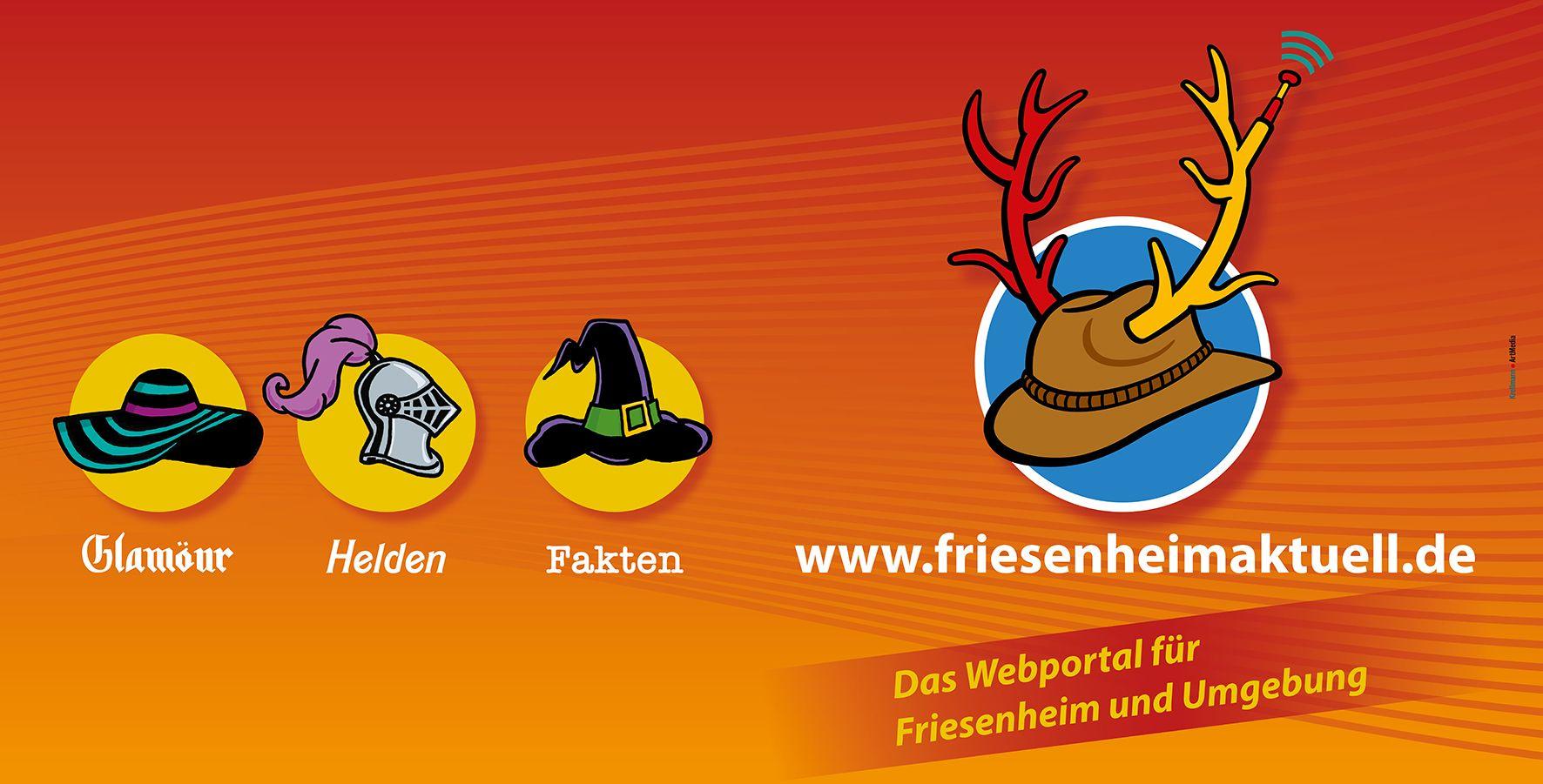 Friesenheim Aktuell geht auf die Straße !