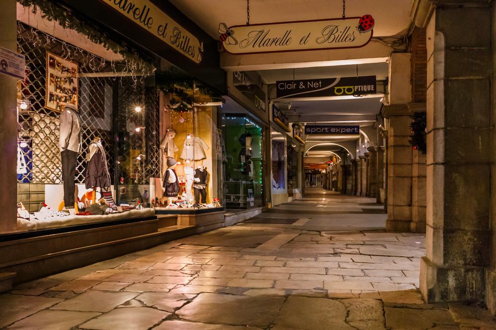Arcades de LOUHANS