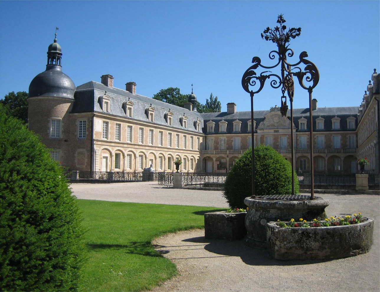 Château de PIERRE DE BRESSE