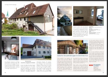 Rebleute Haus des Klosters Salem Sipplingen Bodensee