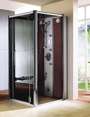 Tolles Design und vielfältige Wellness-Funktionen zeichnen die Dampfdusche Scala Relax aus.