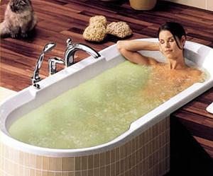 Mit allen Sinnen genießen: das Wellness-Poolsystem.